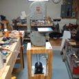 A while ago I bought an old Rockwell Delta Homecraft bandsaw for around $70.00 Cad. The saw came with a motor and a stand but wouldn't fit in my car […]